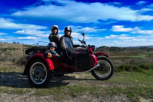 location sidecar famille cbesprit